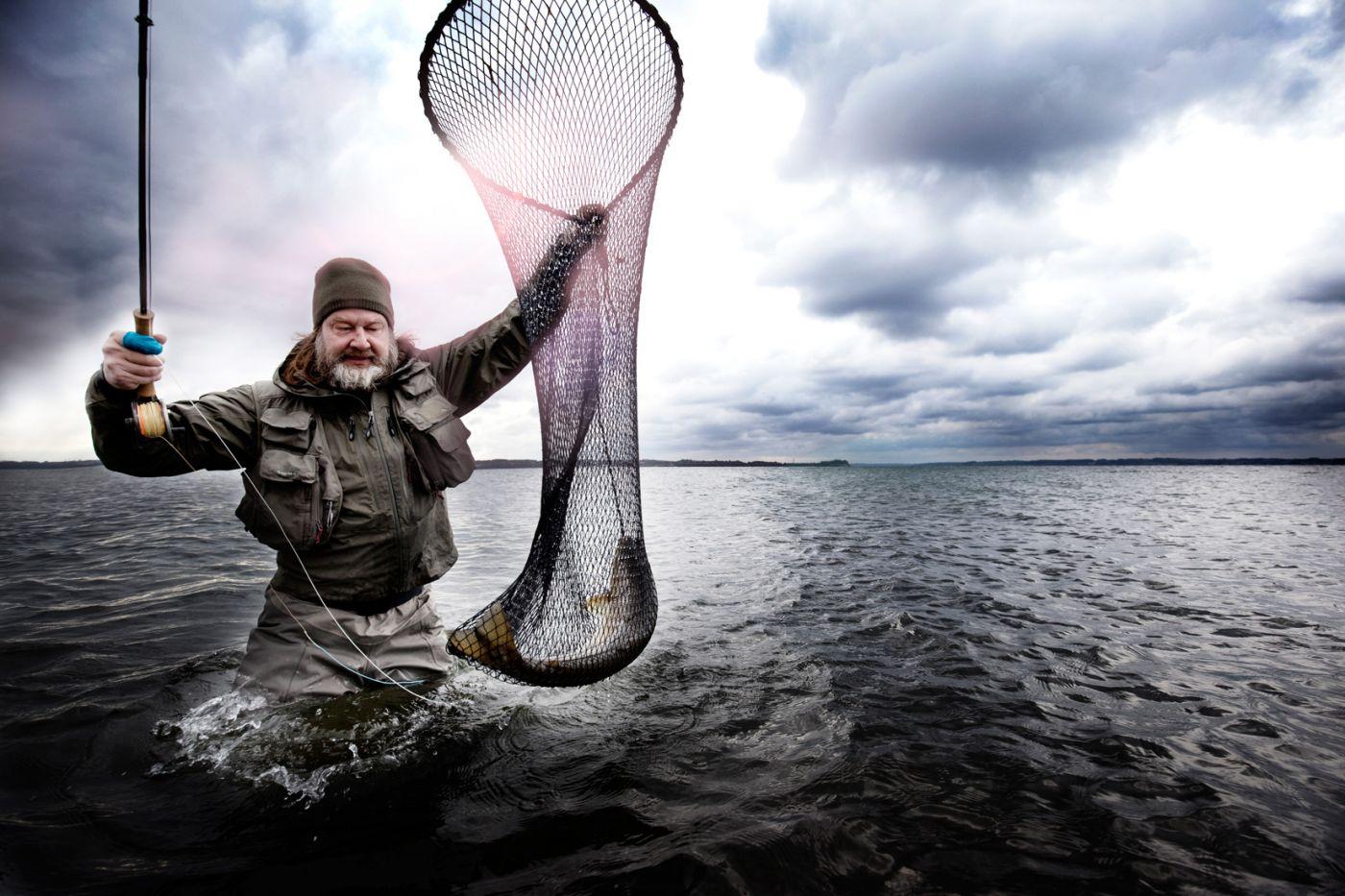 Flyfishing Seatrout